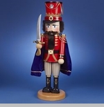 "Steinbach Nutcracker - ""Prince""- 2nd in the Nutcracker Suite Series"