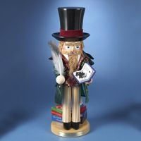 "Steinbach  Nutcracker - ""Steinbach 1812-2012 ""Charles Dickens""  Nutcracker  - Limited Edition of 5,000 pieces"