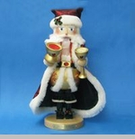 "Steinbach Nutcracker  - ""Steinbach Christmas Cheer Nutcracker"" -  7th in the Christmas Traditions Series - Limited Edition of 5,000 pieces"