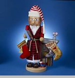 "Steinbach Nutcracker - ""Storyteller Nutcracker -  Night Before Christmas Series"""