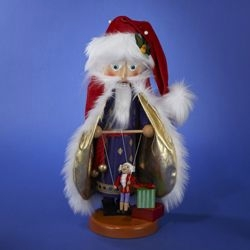 "Steinbach Nutcracker  - ""Ten Lords A Leaping - Seventh in the Twelve Days of Christmas Series"" -  Limited Edition 4,000 pieces"