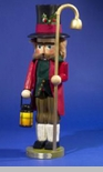 "Steinbach  Nutcracker  - ""The Lamplighter - 1st in the Dickens Townsfolke Series"""
