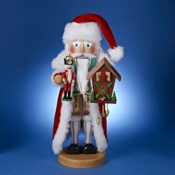 "Steinbach Nutcracker - "" Tyrolean Santa"" - 22nd in the Christmas Legends Series"