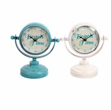 "Table Clock - ""Beach Time Clock"""