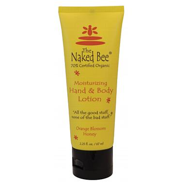 "The Naked Bee Hand Lotion - ""Orange Blossom Honey Hand Lotion"" - 2.25 oz"