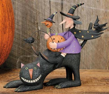 Williraye Studio - Halloween Figurines