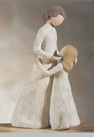 "Willow Tree Collection Figurine - ""Mother & Daughter"""