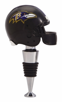 "Wine Bottle Stopper  - ""Baltimore Ravens Wine Bottle Stopper"""