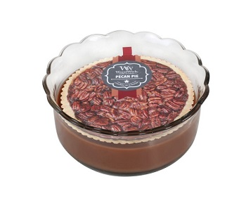 """WoodWick Candle Pie Collection - """"Pecan"""""""