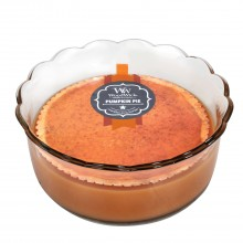 """WoodWick Candle Pie Collection - """"Pumpkin"""""""
