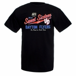 Dayton Flyers Black Sweet 16 Youth T-Shirt