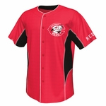 Johnny Bench Cincinnati Reds Majestic Red Team Leader Jersey