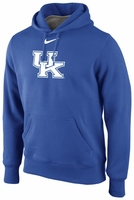 Kentucky Wildcats Nike Blue College Classic Pullover Hooded Sweatshirt