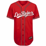 Los Rojos Jerseys <BR> ON SALE