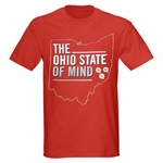 Ohio State J. America Red State of Mind T-Shirt