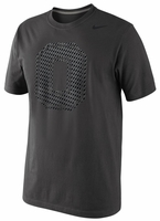 Ohio State Nike Grey Dri-Fit Stealth Legend T-Shirt
