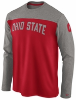 Ohio State Nike Superfan Long Sleeve T-Shirt