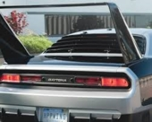 Daytona Tail Light Overlay