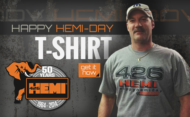 happy hemi-day
