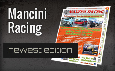 mancini racing magazin