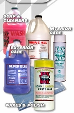 JAX WAX Car Care Products