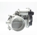 Mancini Racing CNC Polished Ported Throttle Body 87mm
