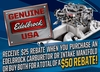Performer RPM Manifold / Carb Special