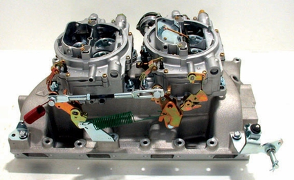 Street HEMI� Manifold/Carb Package