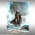 Assassin's Creed IV Black Flag: Vol. 1 Edward Kenway Shore Wall Scroll