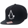 Assassin's Creed Unity Logo Black Snapback Cap Hat