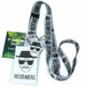Breaking Bad: Heisenberg Lanyard with ID Holder and Charm