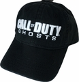Call of Duty Ghosts Logo Adjustable Cap