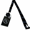 DC Comics The Flash Zoom lanyard Sticker ID Badge Holder and Charm