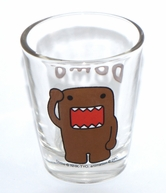 Domo-Kun: Domo Salute Shot Glass