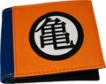Dragon Ball Z: Kame / Kaio Symbol Bi-Fold Wallet