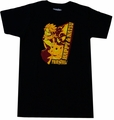 Fairy Tail: Natsu and Happy Fired Up T-Shirt