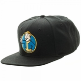 Fallout Vault Boy Thumbs Up Snapback Cap Hat