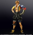 Final Fantasy X HD: Tidus Play Arts Kai Action Figure