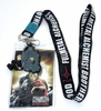 FullMetal Alchemist Brotherhood Ed & Al Lanyard with ID Holder & Charm