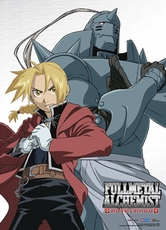 Fullmetal Alchemist Brotherhood: Ed and Al  Anime Wall Scroll