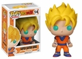 Funko Pop Anime Dragon Ball Z Super Saiyan Goku Vinyl Figure