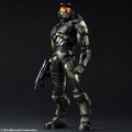 Halo 2: Master Chief Play Arts Kai Action Figure - Anniversary Edition