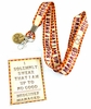 Harry Potter: Mischief Managed Lanyard with ID Holder and Metal Charm