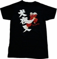 InuYasha: Inuyasha Slashing Black T-Shirt
