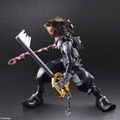 Kingdom Hearts II: Sora Halloween Town Play Arts Kai Action Figure