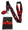 Marvel Ant-Man Lanyard with ID Badge Holder and Charm