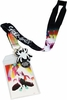 Marvel Spider Gwen Lanyard with Sticker ID Badge Holder & Charm