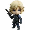 Metal Gear Solid 2 Sons of Liberty Raiden Nendoroid Action Figure