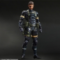 Metal Gear Solid V: Ground Zero Snake Play Arts Kai Action Figure