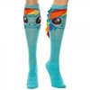 My Little Pony: Rainbow Dash Knee High Socks with Hair